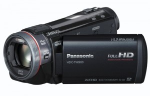 Panasonic HDC TM900